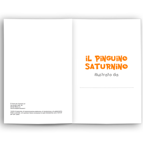 Il pinguino Saturnino