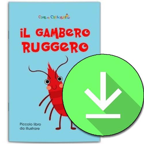 Il gambero Ruggero – versione pdf da scaricare