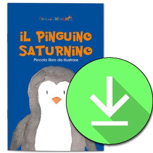Il pinguino Saturnino – Versione pdf da scaricare