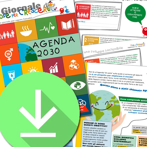 L'agenda 2030 spiegata ai bambini